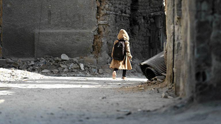 Zniszczony Damaszek
