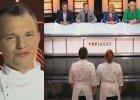 """""""Top Chef"""": takiego początku nikt się nie spodziewał. Pracował u Gordona Ramsaya, Amaro go zmiażdżył: Zniszczyłeś to danie. A potem było jeszcze ciekawiej"""