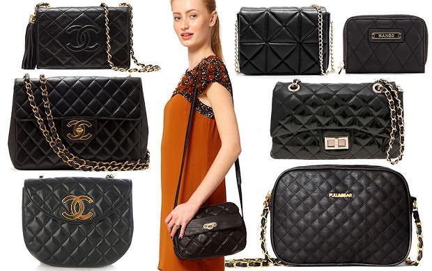 9d9eb9f12bb57 Drożej taniej: pikowana torebka Chanel