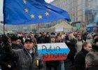 Wydarzenia na Ukrainie przyci�gn�y widz�w do stacji informacyjnych