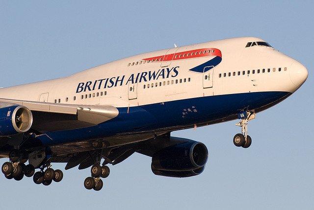 Samolot linii British Airways/ Fot. CC BY-SA 2.0/ BriYYZ/ Flickr.com