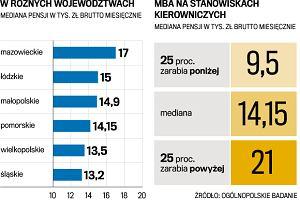 Polskie studia MBA wciąż dają mniej niż zagraniczne