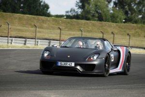Porsche 918 Spyder | Test | Pierwsza jazda | Ekologiczna brutalno��
