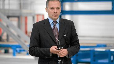 Wybory samorządowe 2018 w Białymstoku. Jacek Żalek (PiS) mówi o konieczności budowy lotniska w województwie podlaskim