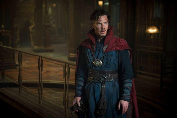 """Z�o�ony,wyrazisty,Strange. Benedict Cumberbatch opowiada o roli w filmie """"Doktor Strange"""""""
