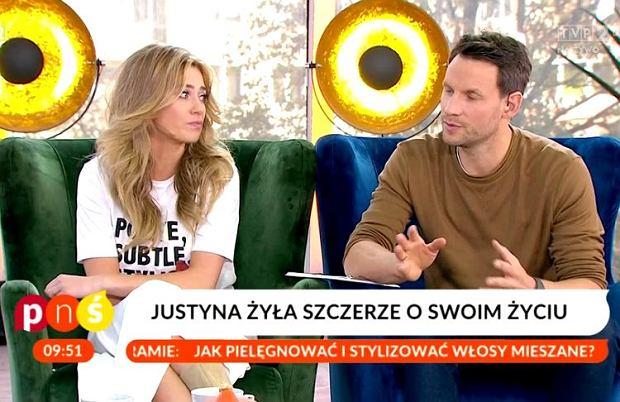 Justyna Żyła w 'PnŚ'