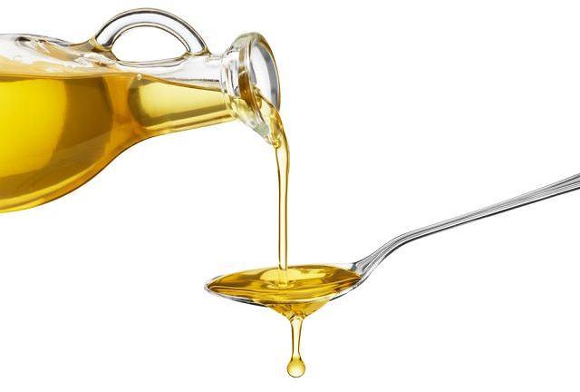 oleje rośline