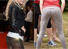 Legginsy to nie spodnie? - Owszem, ale z tych najbardziej seksownych. One widziały, jak umiejętnie wykorzystać swoje atuty, kiedy założyły legginsy. Łydki, uda, a zwłaszcza PUPY. Zobaczcie, która z gwiazd najlepiej wyglądała w legginsach.