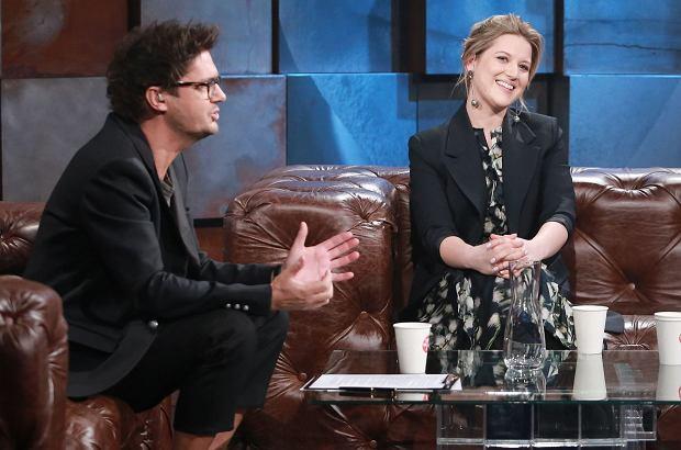W pierwszym odcinku nowego sezonu programu Kuby Wojewódzkiego pojawiła się Aleksandra Domańska. Nie ukrywała swojej ekscytacji, że znalazła się na kanapie u Króla TVN-u.
