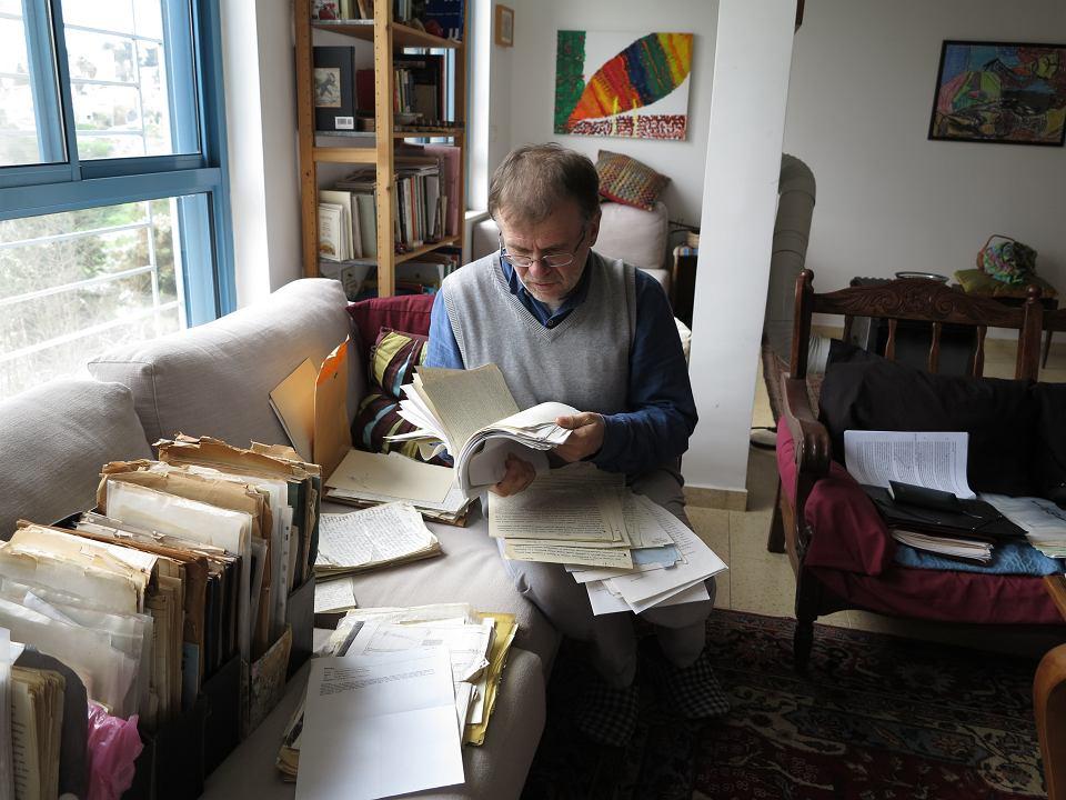 Zdjęcie numer 1 w galerii - Co Lasman pisał do Baumana.  Listy poznańskich Żydów z szansą na publikację? Można w tym pomóc