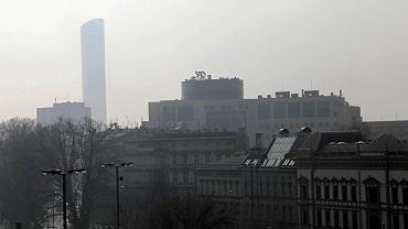 Smog nad Wrocławiem