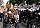 """Ukraińcy się boją: W Przemyślu kibole dostali zielone światło. Wykrzykują: """"Znajdzie się kij na banderowski ryj!"""""""