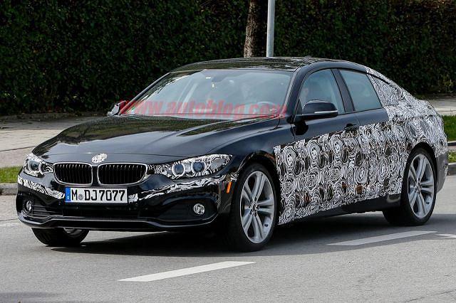 BMW 4 Gran Coupe