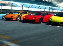 Wideo | Lamborghini Huracan | Rodzina w komplecie