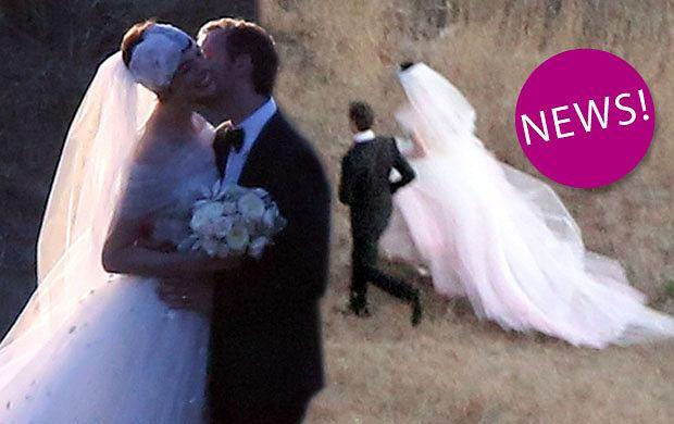 Ślub Anne Hathaway