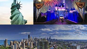 USA wycieczka