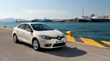 Renault Fluence po faceliftingu