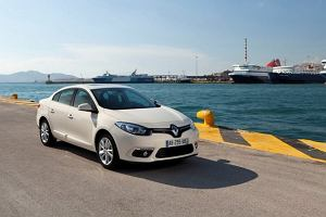 Renault Fluence ma now� twarz
