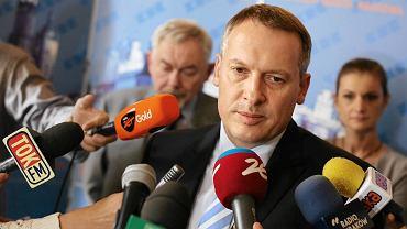 Doradca prezydenta Krakowa ds. jakości powietrza Witold Śmiałek