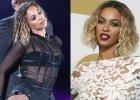 Na scenie seksowny kostium, a na gali prze�wituj�ca kreacja! Beyonce podnosi�a ci�nienie na Grammy