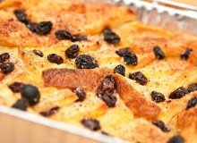 Bread and butter pudding - ugotuj