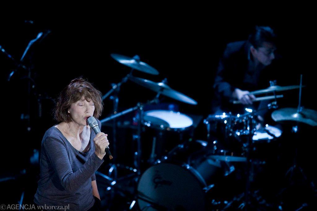 Koncert Jane Birkin w ramach festiwalu Ars Cameralis / BARTŁOMIEJ BARCZYK