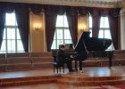 Sukces m�odego pianisty z Bia�egostoku. Trzy nagrody w konkursie