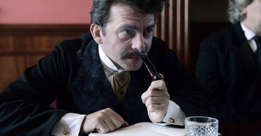 Kadr z filmu ''Maria Skłodowska-Curie'' (fot. Witold Bączyk)