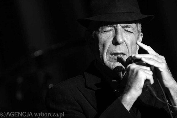 Koncert Leonarda Cohena, Hala Stulecia we Wrocławiu, 29.09.2008