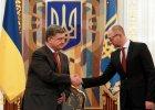 Ukraina: pi�� partii podpisa�o umow� koalicyjn�. Jaceniuk: Rz�d b�dzie sformowany w ci�gu 10 dni