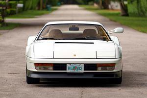 Aukcje | Ferrari Testarossa | Poczuj się jak Miami Vice