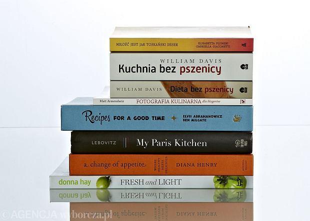 Książki kulinarne na listopad