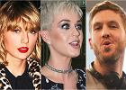 Taylor Swift, Katy Perry, Calvin Harris
