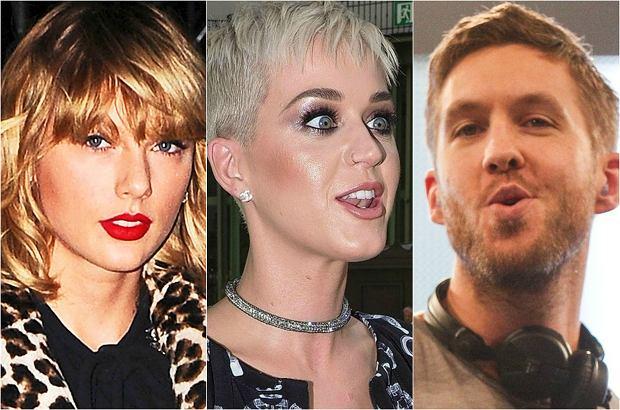 Taylor Swift ma długą listę wrogów, a większość z nich wyśmiała w swoim najnowszym teledysku. Katy Perry i Calvin Harris chyba niespecjalnie się przejęli, ale mieli za to wspólny temat do rozmów po VMA.