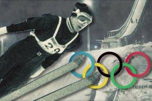 Fortuna - elektryk samochodowy, który zdobył pierwszy złoty medal dla Polski na zimowych igrzyskach. Sapporo 1972