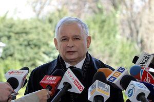 Kaczy�ski: Za naszych rz�d�w doprowadzili�my do tego, �e Merkel u Putina zabiega�a o polsk� spraw�