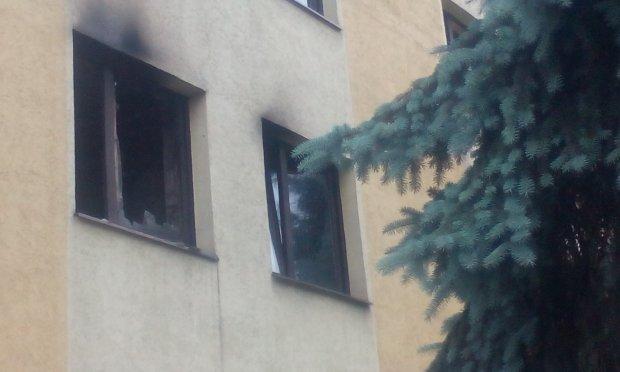 Pożar w DPS w Wadowicach. Jedna osoba nie żyje