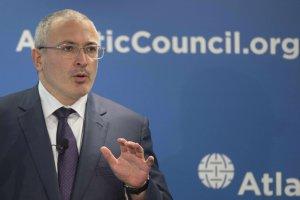 Chodorkowski do Zachodu: Szykujcie plan Marshalla dla Rosji po Putinie