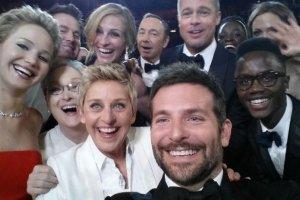 Ellen DeGeneres i jej 'sweet focia' z wielkimi gwiazdami