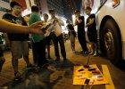 """Telefony demonstrant�w w Hongkongu zaatakowa� zaawansowany wirus Xsser. """"G��wnym podejrzanym rz�d w Pekinie"""""""