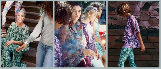 Ubrania jako odzwierciedlenie nastroju. Rozmowa z artystką Shoplifter o jej kolekcji dla & Other Stories
