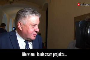 Po co PiS prze do wymiany sędziów? Rozbrajająca odpowiedź ministra Krzysztofa Jurgiela