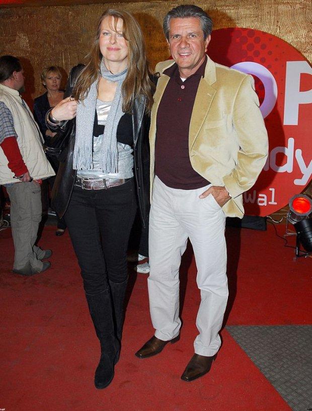 Zygmunt Chajzer i Dorota Chajzer