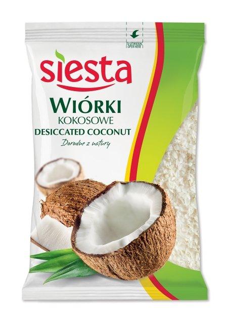 Lekko i egzotycznie - przepis na ciasto kokosowo-migda�owe bez pieczenia