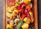 Swojskie warzywa z rusztu