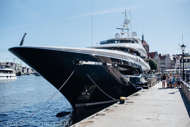 Zdjęcie numer 0 w galerii - Ten jacht jest wart 18 mln euro. Zbudowała go gdańska stocznia Conrad [ZDJĘCIA]