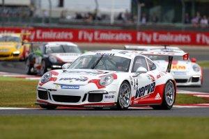 Porsche Supercup | Trzecie podium z rz�du Giermaziaka