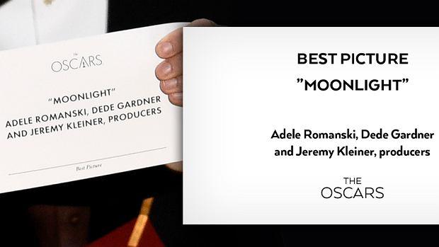 Wpadki na Oscarach można było uniknąć. Ekspert wyjaśnia, jak powinna wyglądać karta z wynikiem