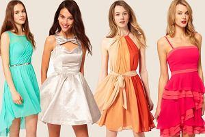 Oryginalne sukienki na wesele - przegl�d