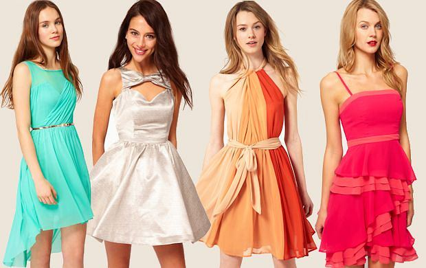 60490f237a Oryginalne sukienki na wesele - przegląd